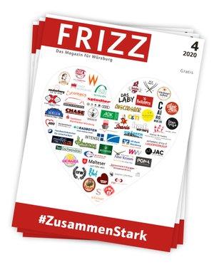FRIZZ Magazin Titel 042020