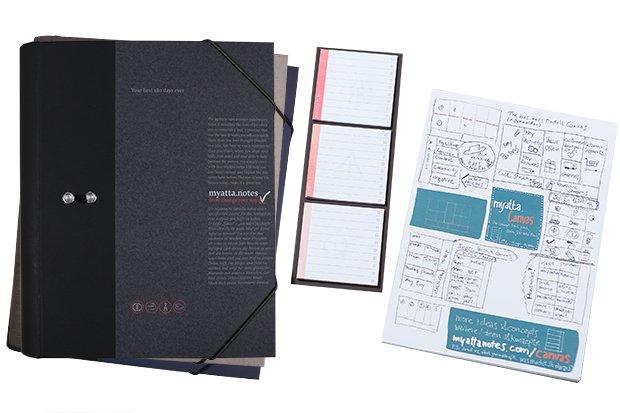 Myatta Notes Planer