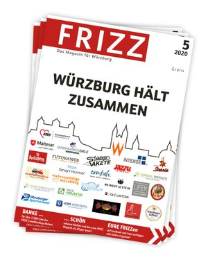 FRIZZ Magazin 052020