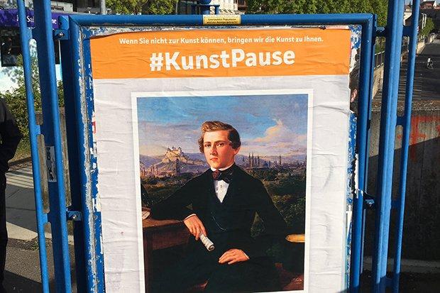 #KunstPause