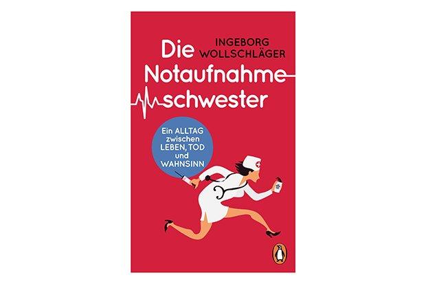 """3x1 Buch """"Die Notaufnahmeschwester"""""""