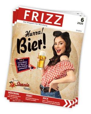 FRIZZ Magazin 062020 Titel