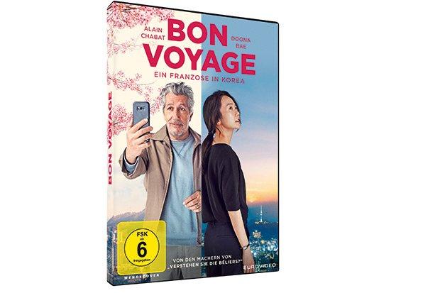 DVD Bon Voyage – Ein Franzose in Korea