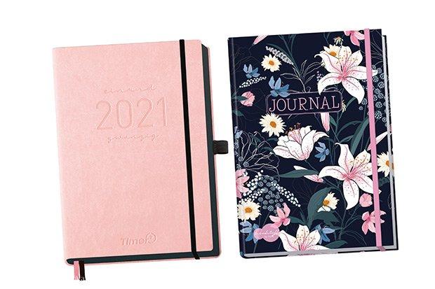 Set mit Timer Premium und Journal von Häfft