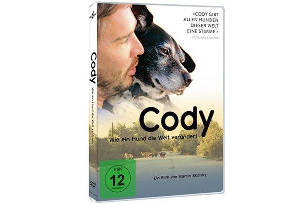 DVD: Cody – Wie ein Hund die Welt verändert
