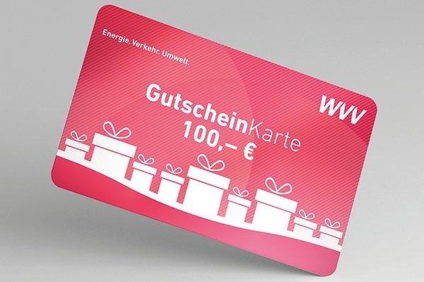 WVV-Gutscheinkarte