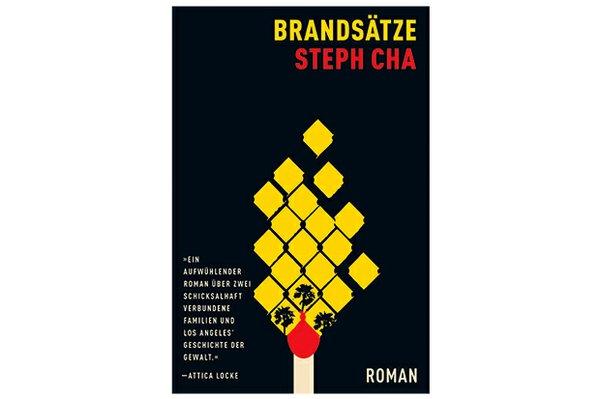 Steph Cha: Brandsätze