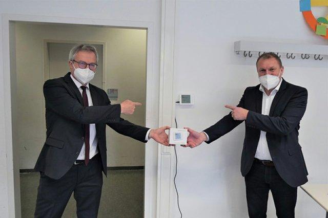 CO2-Ampel, Eberth, Schmitt