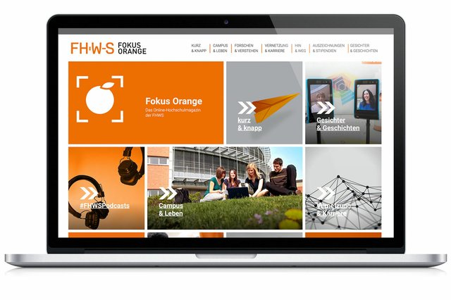 Fokus Orange FHWS