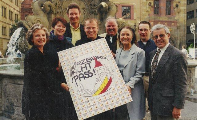 Würzburg macht Spaß 2000