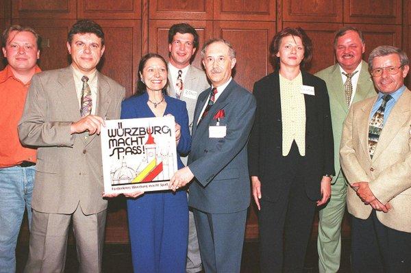 Würzburg macht Spaß 1997