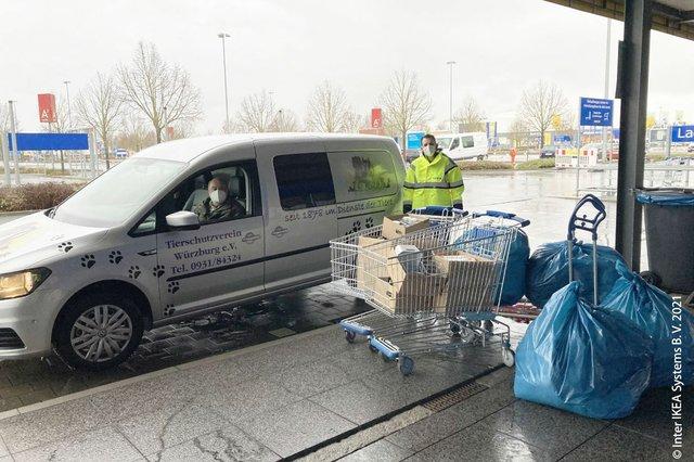 Ikea Spende Tierschutz
