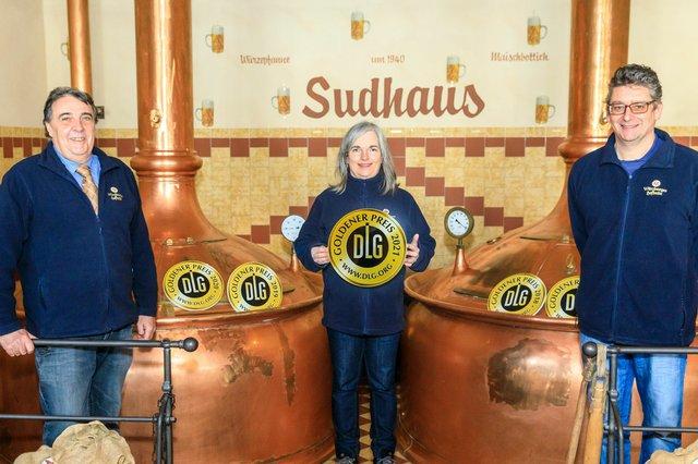 DLG Gold Würzburger Hofbräu
