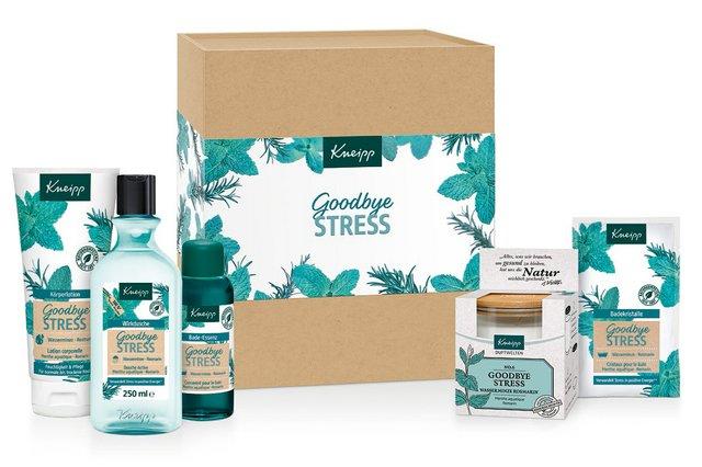 Kneipp Geschenkbox Goodbye Stress