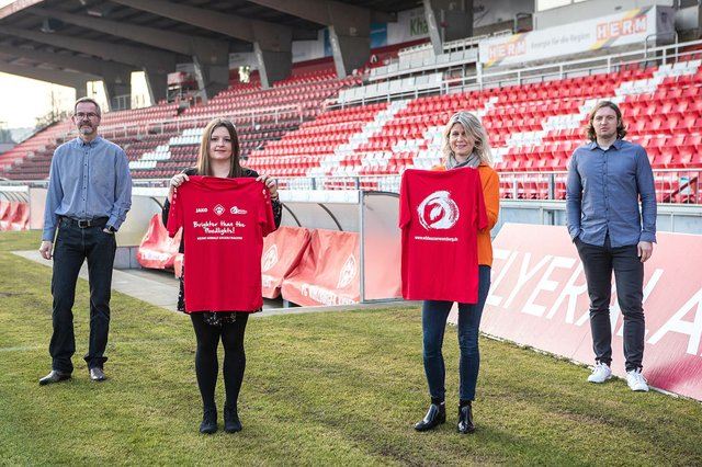 Weltfrauentag Kickers