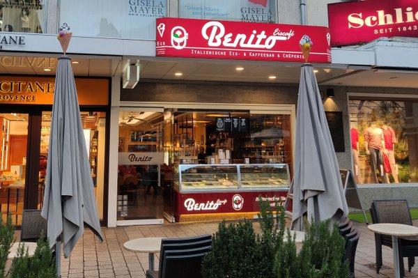 Eiscafé Benito