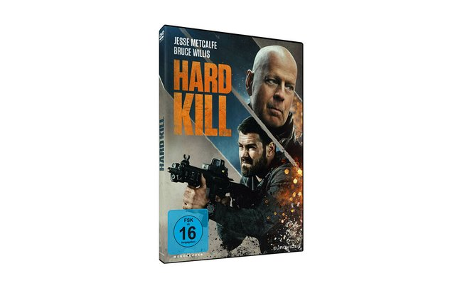 3x1 DVD: Hard Kill