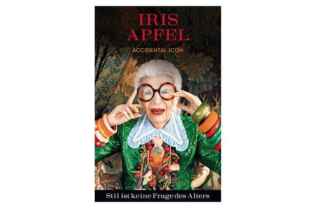 3x1 Buch: Iris Apfel: Stil ist keine Frage des Alters