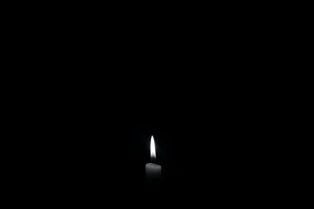 Kerze, Stock