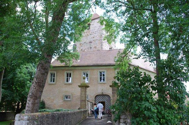 Erlach-Wasserschloss