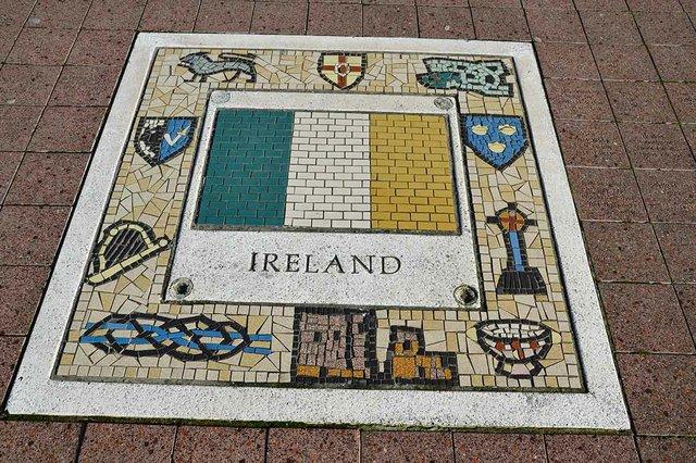 Irland, Stock