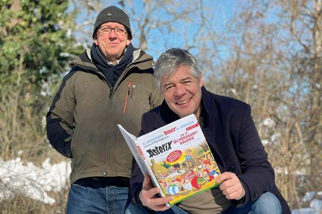 Asterix Spessarträuber