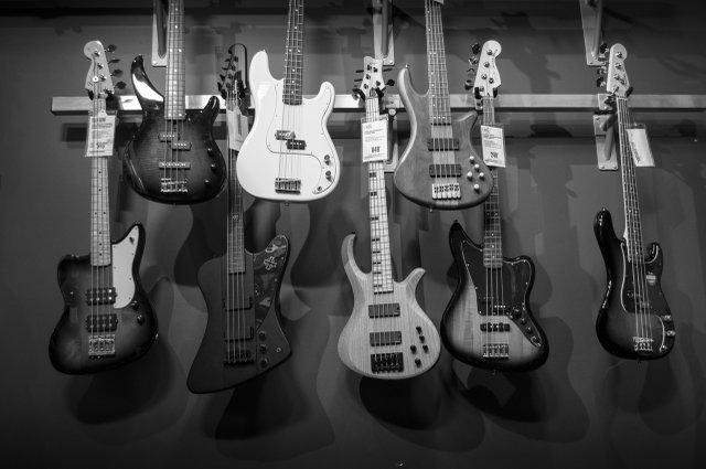 Rock Gitarren