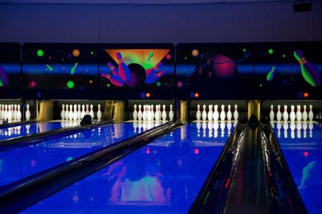 Magic Bowling
