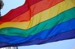 Gay Flagge Stock