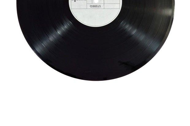 Party Disko Platte Vinyl Stock