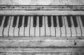 Piano Klavier Konzert Stock