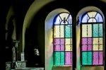 Kirche Stock