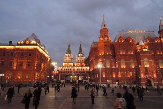 Russland Stock