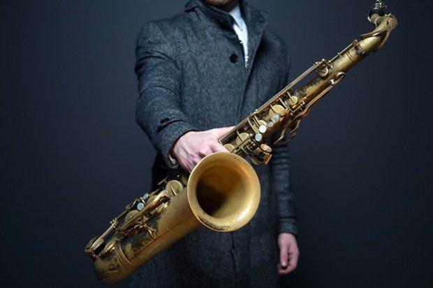 Jazz Musik Stock