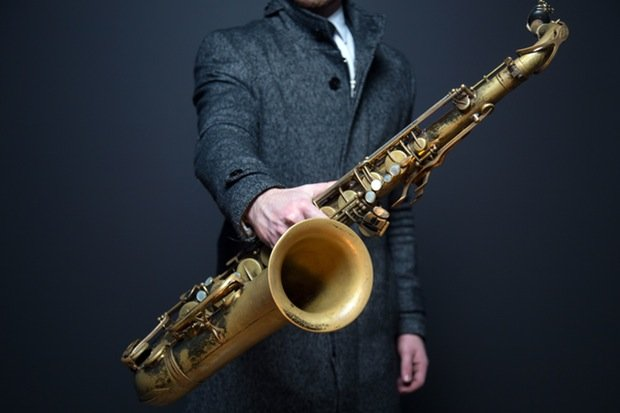 Bigband Trompete Stock