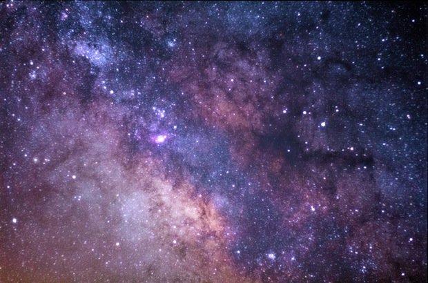 Sterne Stars Sternwarte Stock