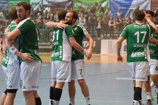 DJK Wölfe Rimpar Handball