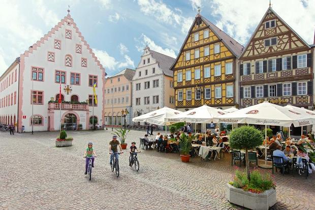 Bad Mergentheim Marktplatz