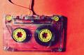Musik Kasette 90er Stock
