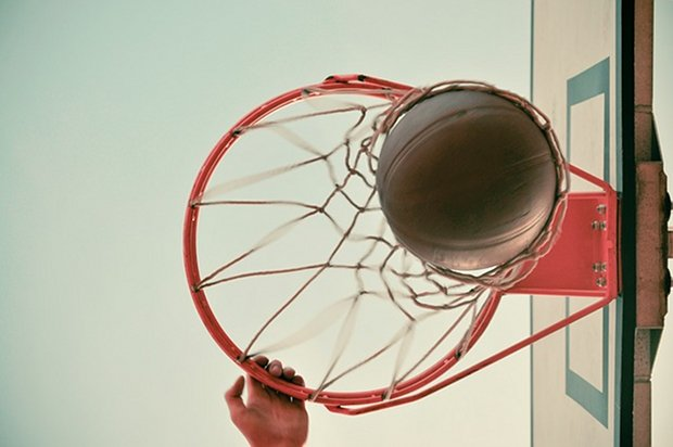 Basketball Sport Stock