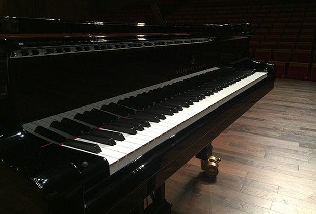 Piano Flügel Klavier Musik Klassik Stock