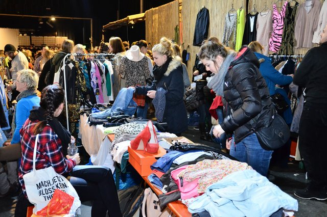 Fashion Flohmarkt Posthalle