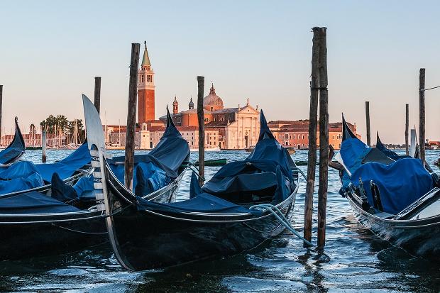 Italia Boot Hafen Meer Italien Stock