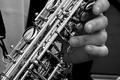 Jazz Band Stock