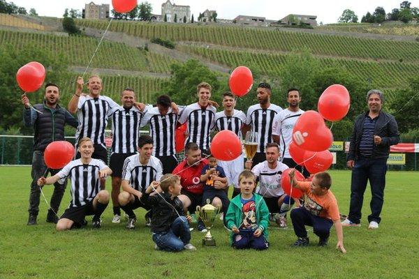 Möller manlift Cup – Gewinner Firmentunier