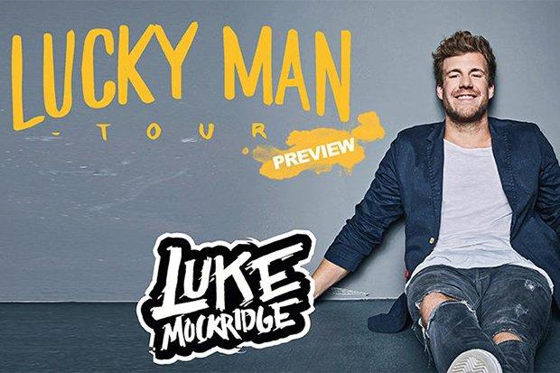 Lucky Man Luke Mockridge