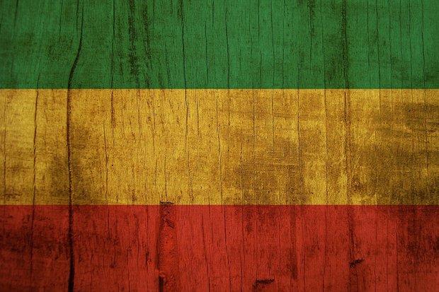 Rasta Reggae Dancehall Stock