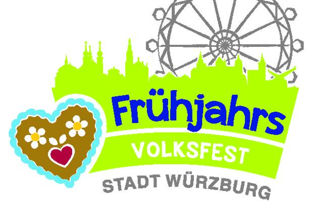 Frühjahrsvolksfest Logo