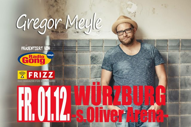 Gregor Meyle 2017