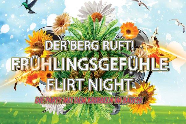 Flirt Night Frühligsgefühle